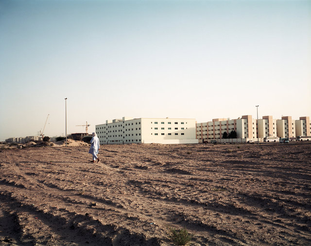 Quoz Industrial Area