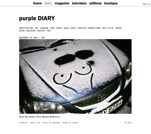 purple DIARY   Snow Sex  Berlin. Photo Maxime.jpg
