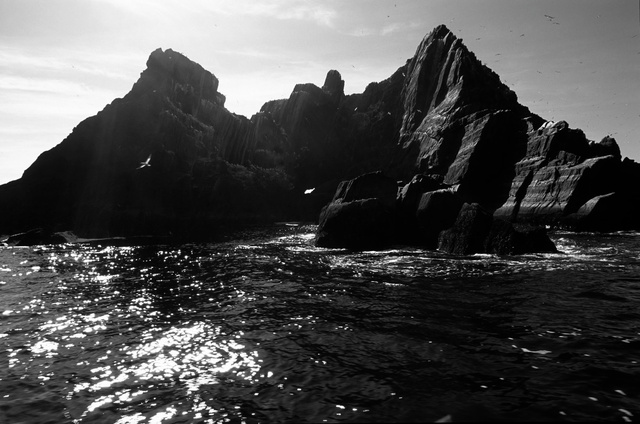 Little Skellig Island, 2001