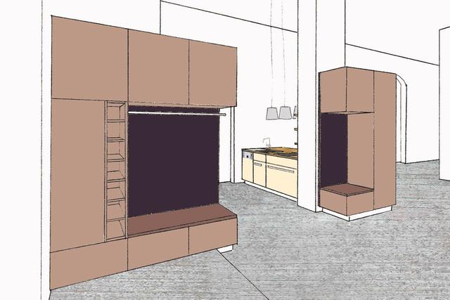 Privat | Küche & Garderobe