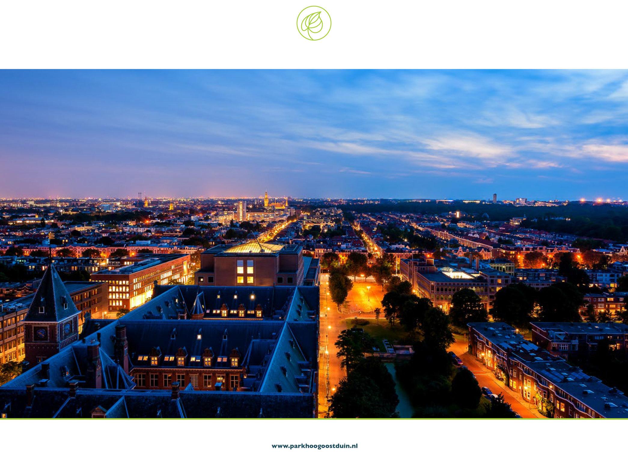 Verkoopboek Park Hoog Oostduin 2015, Den Haag (ontwerp Walvis en Mosmans)