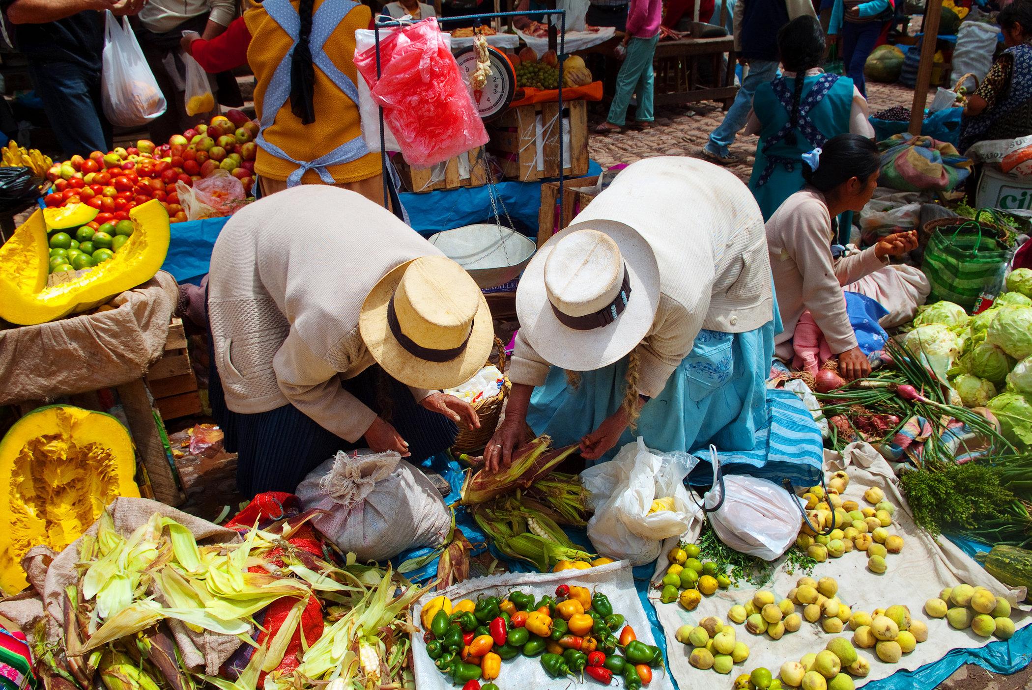 Pisac Market 3