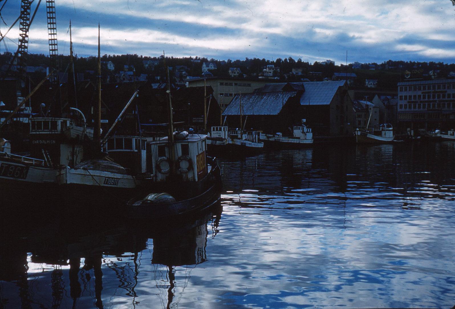 867 (15) Tromsø oude huizen