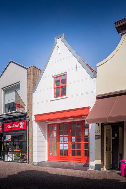 Herontwikkeling winkelpand Dorpsstraat 132 Zoerermeer
