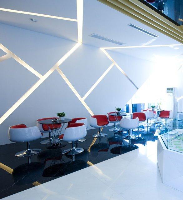 espace restauration d'un siège social