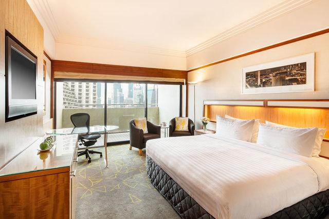 Pan Pacific Hotel Singapore