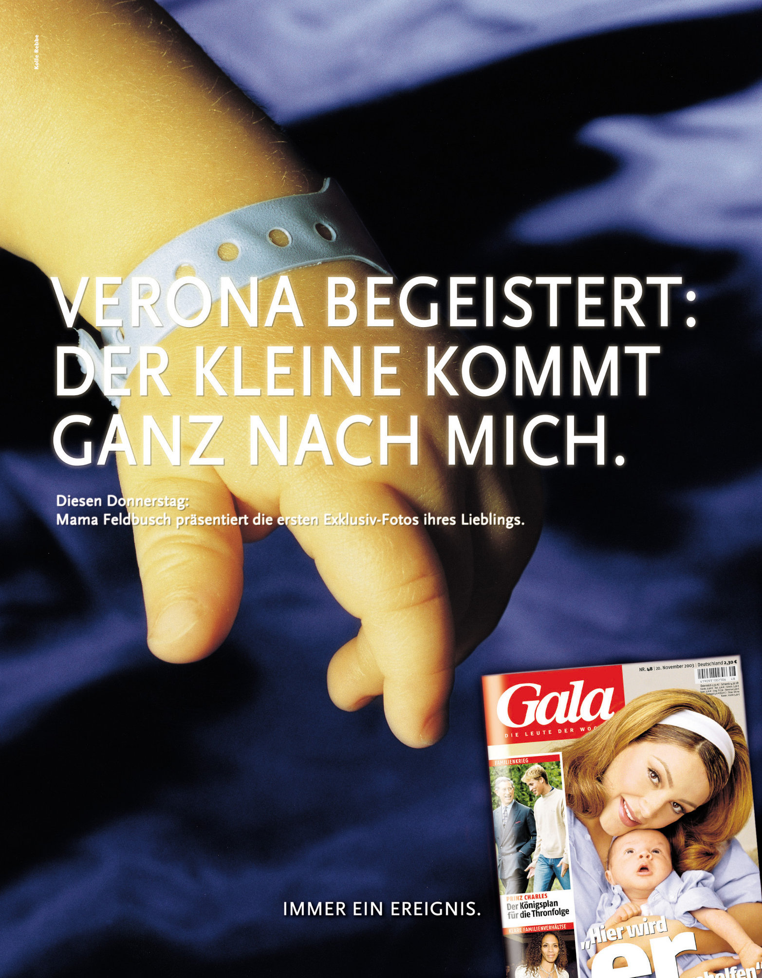 Gala / Heftanzeigen