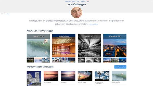 Webshop Werk aan de muur van John Verbruggen