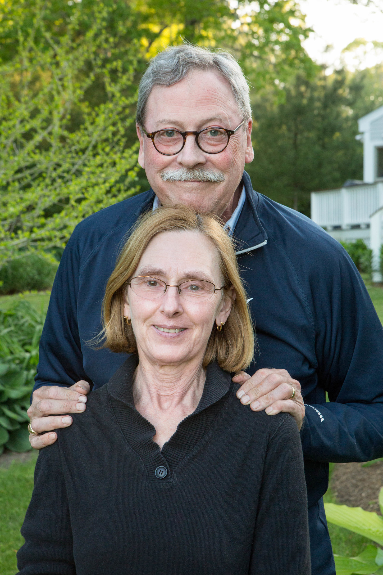 Peter & Linda McManmon