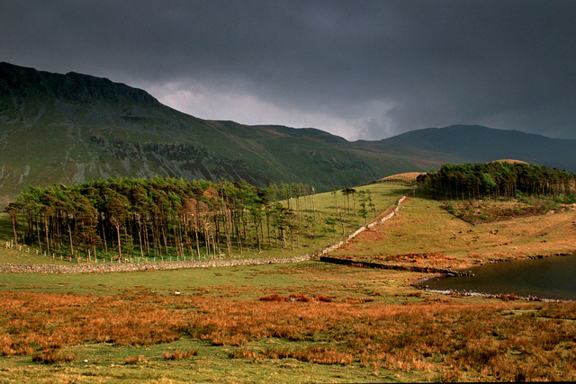 Le Cadair Idris,National Park,2000.