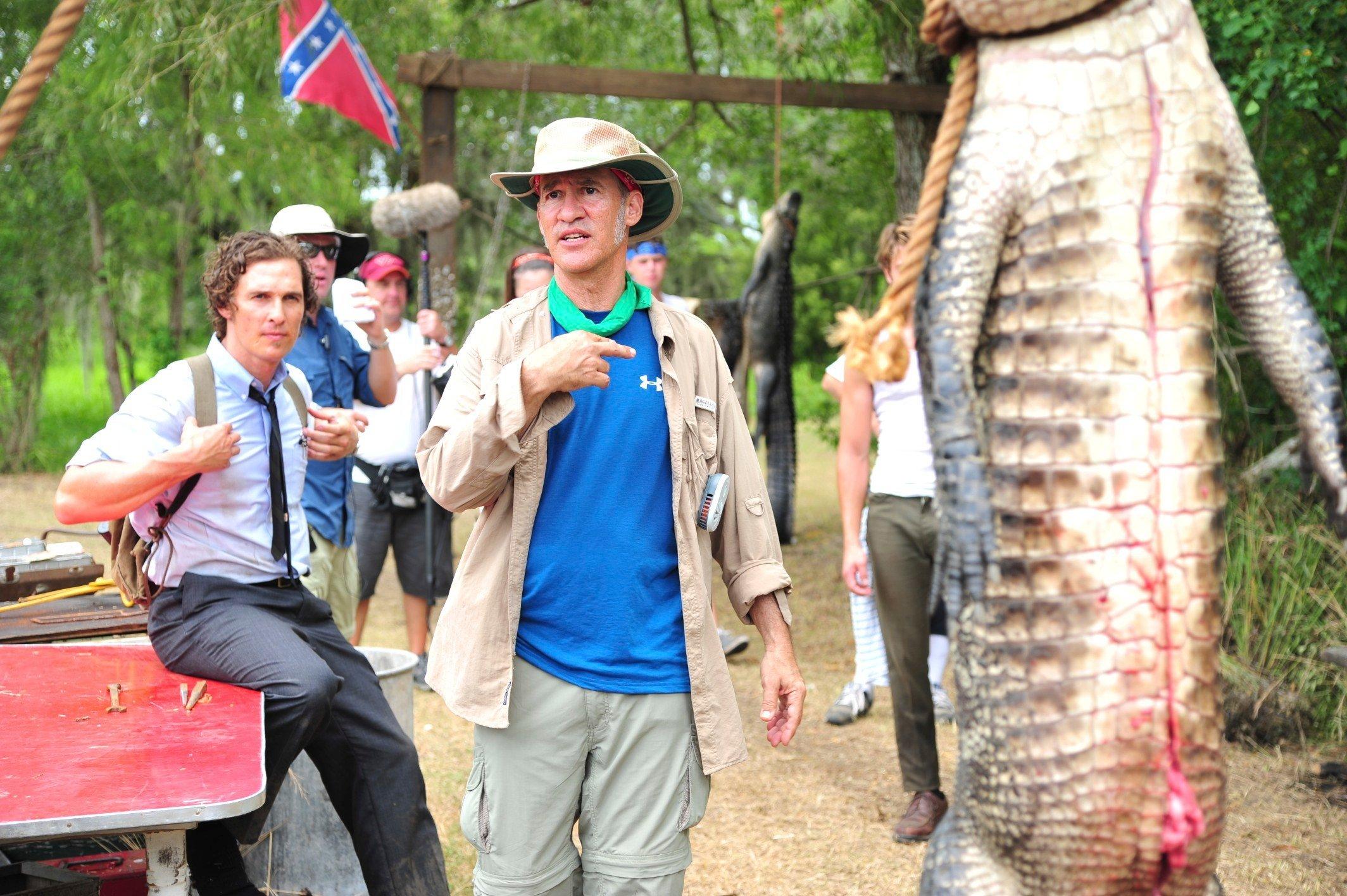 DP Roberto Schaeffer & Matthew McConaughey