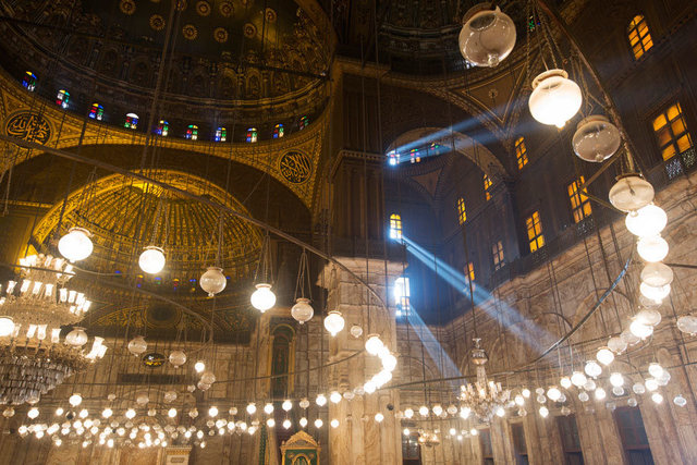 Mosque of Muhammad Ali - Cairo