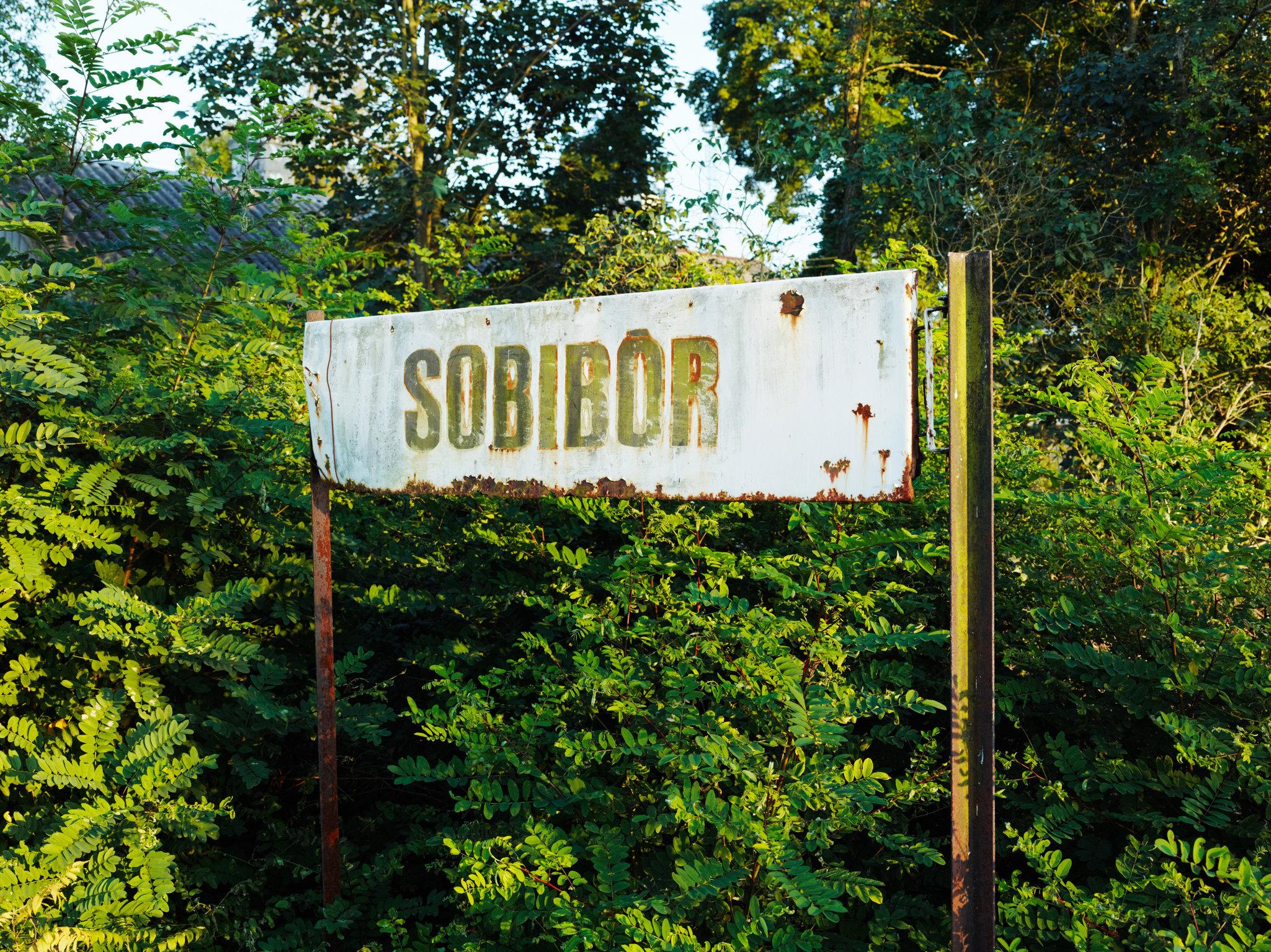 Sobibór, Poland 2014