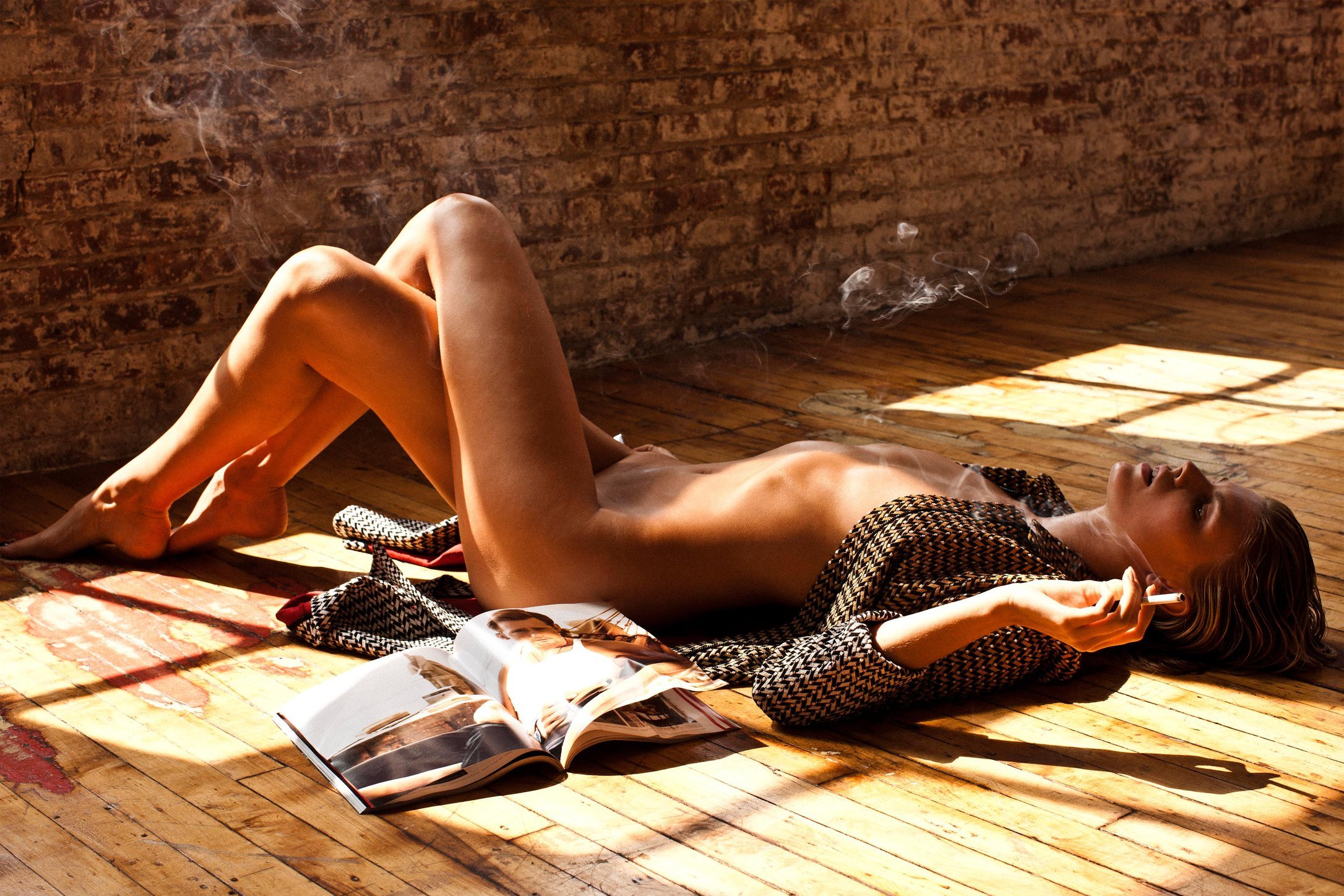 25 Magazine. Maryna Linchuk. Missoni. Spring/ Summer 2013