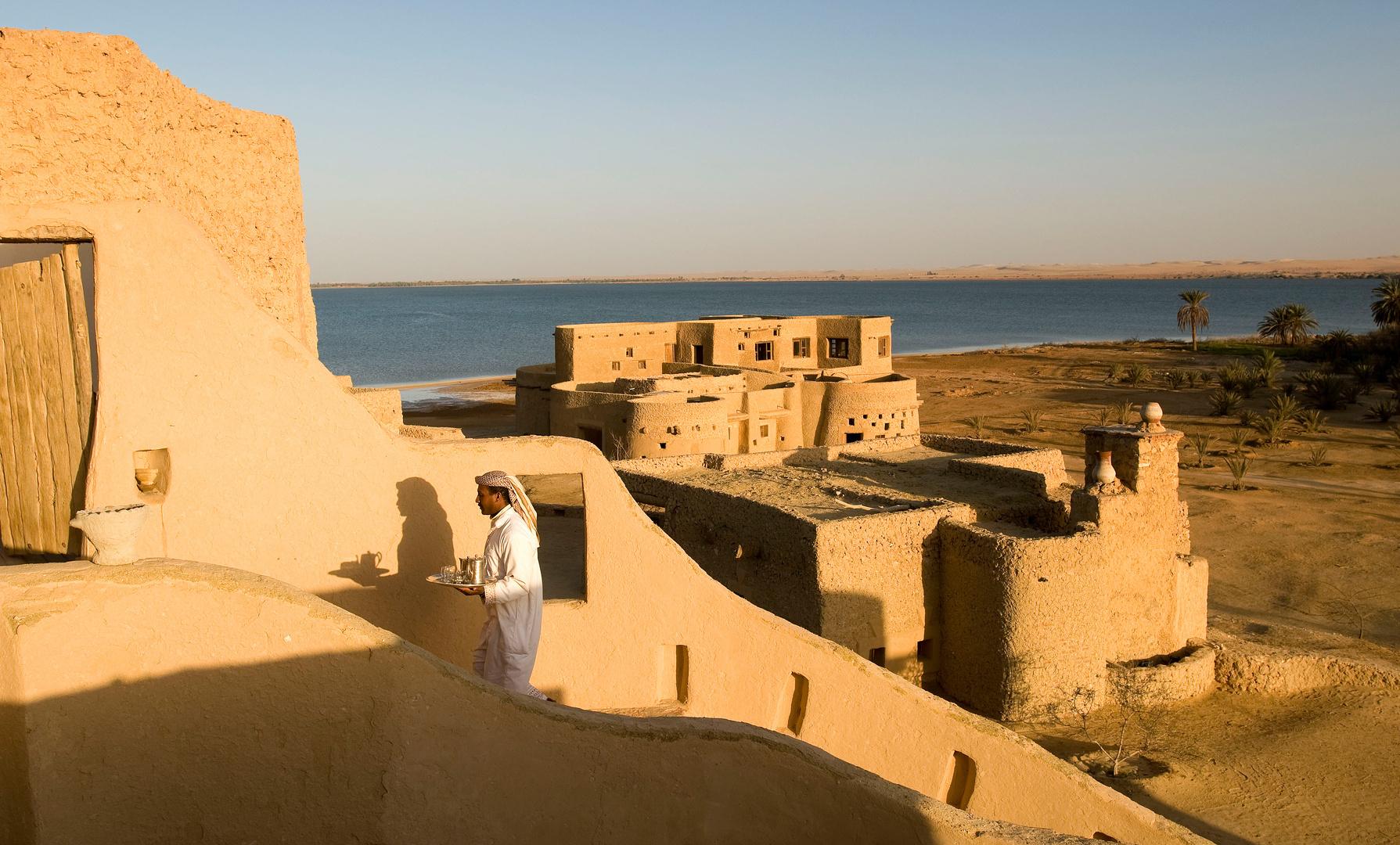 Adrere Amellal, Egypte