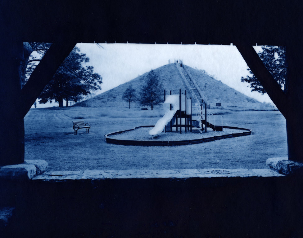 Miamisburg Mound, Miamisburg, Ohio – 2011