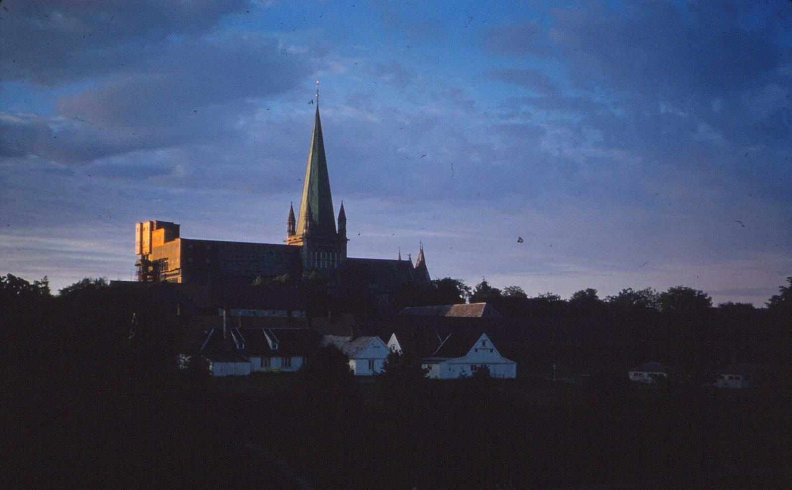 1158 (8) Trondheim Kathedraal
