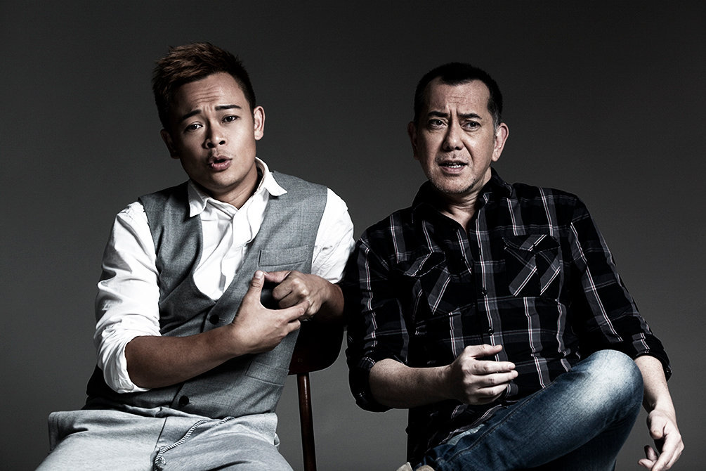 黃秋生&梁祖堯 Anthony Wong & Joey Leung