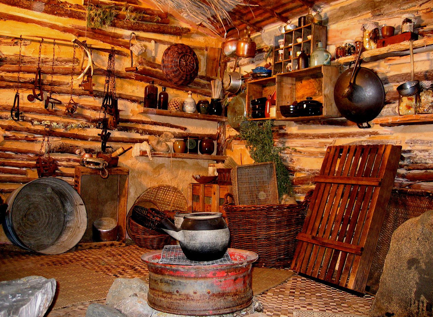 Hermit's Hut