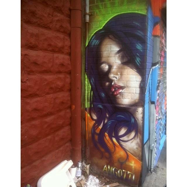Bravo mural