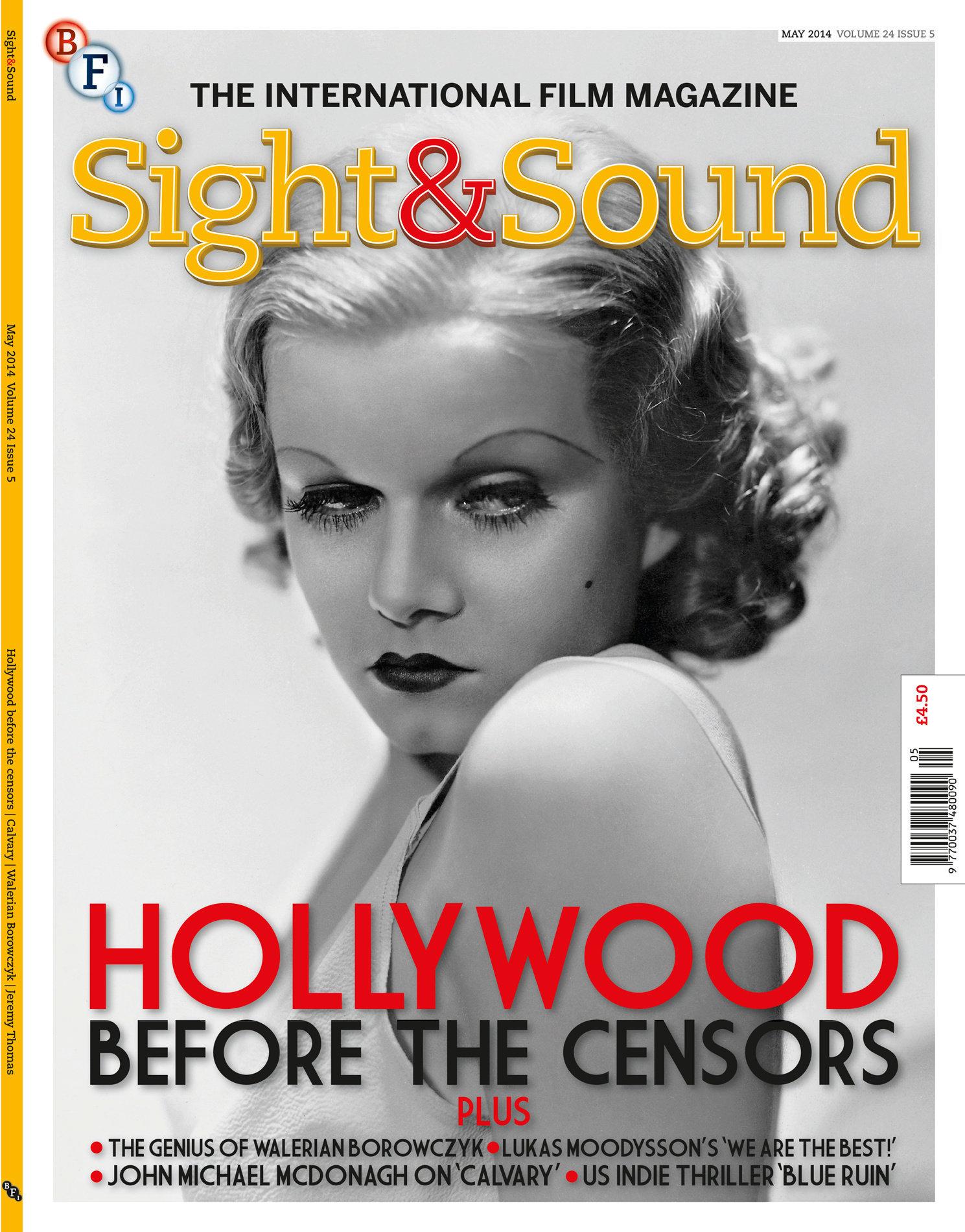 Sight & Sound May 2014