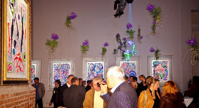 Praag exhibition 2009