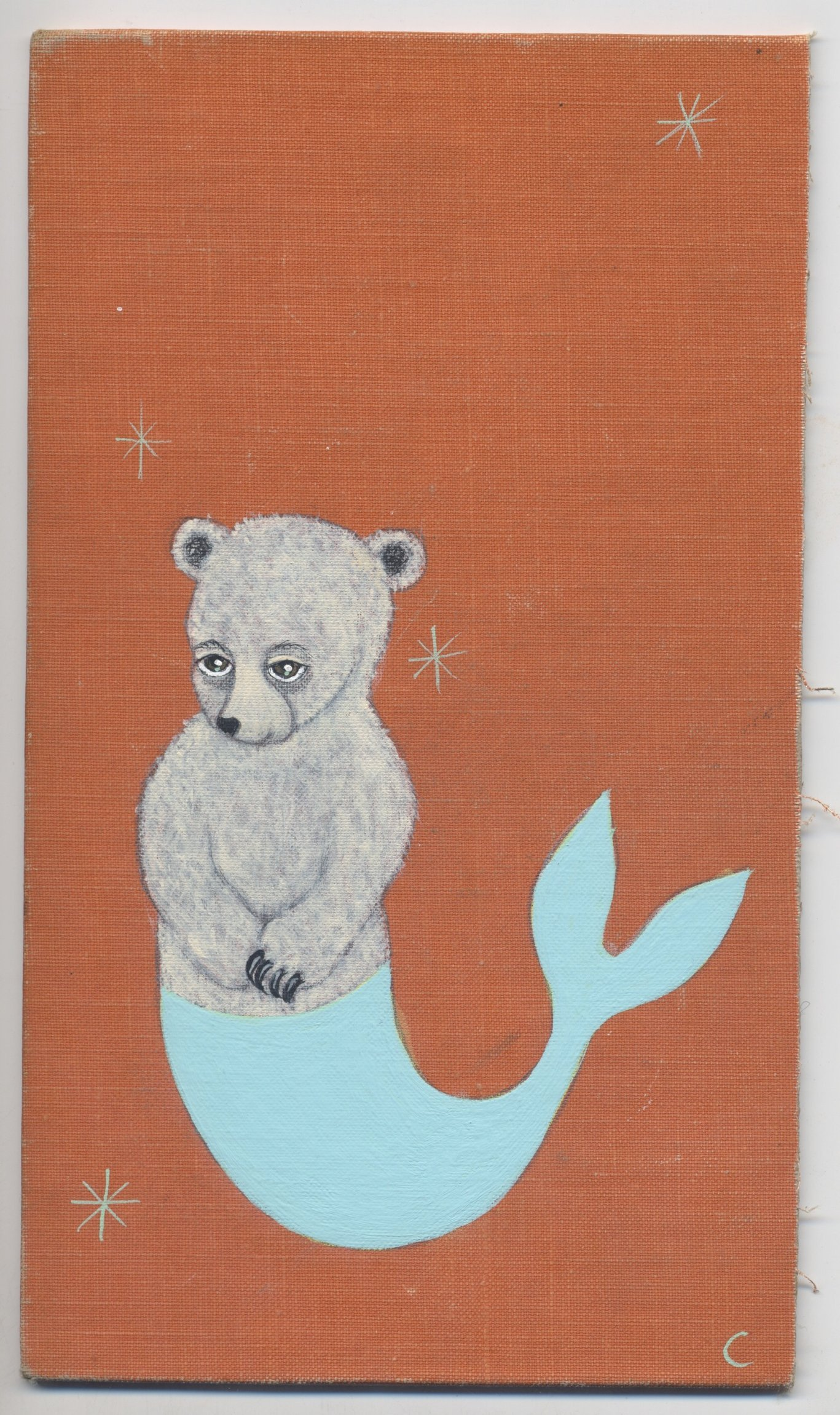 Merbear  Chapter 5 (2014)