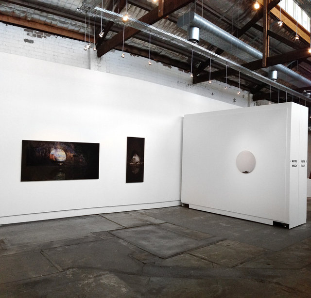 'Apparitions' installation