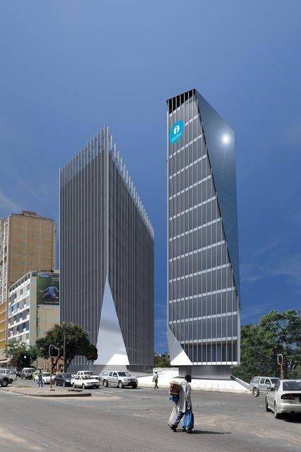 Insitec Buildings | Maputo, Mozambique |