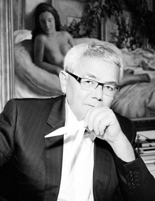 Francois Demachy,nez de Dior