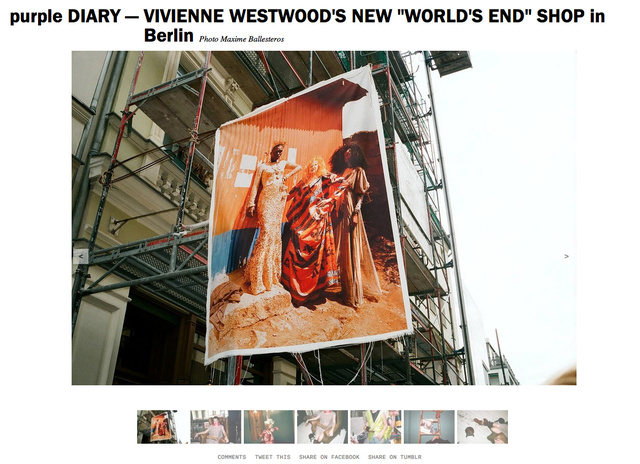 purple DIARY   VIVIENNE WESTWOOD S NEW  WORLD S END  SHOP in Berlin.jpg