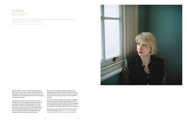 Carol Morley, Oh Comely, Issue 25