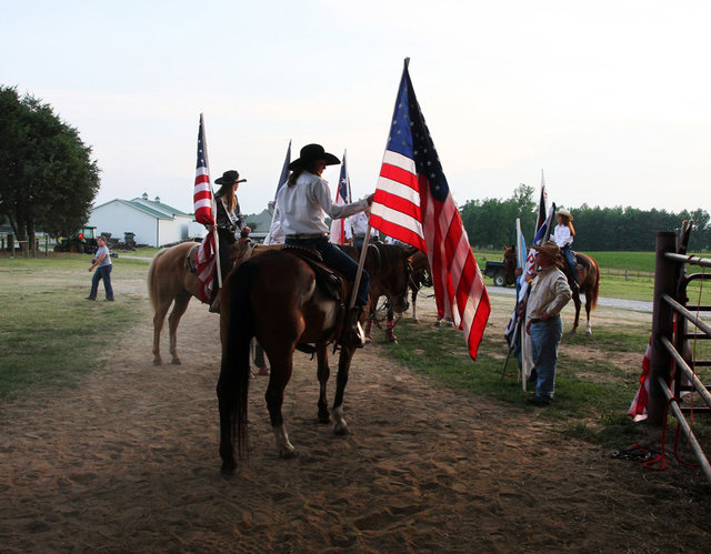 Junior Rodeo - Elm City NC