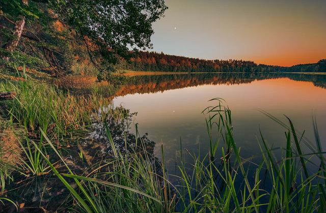 Lake Skąpe