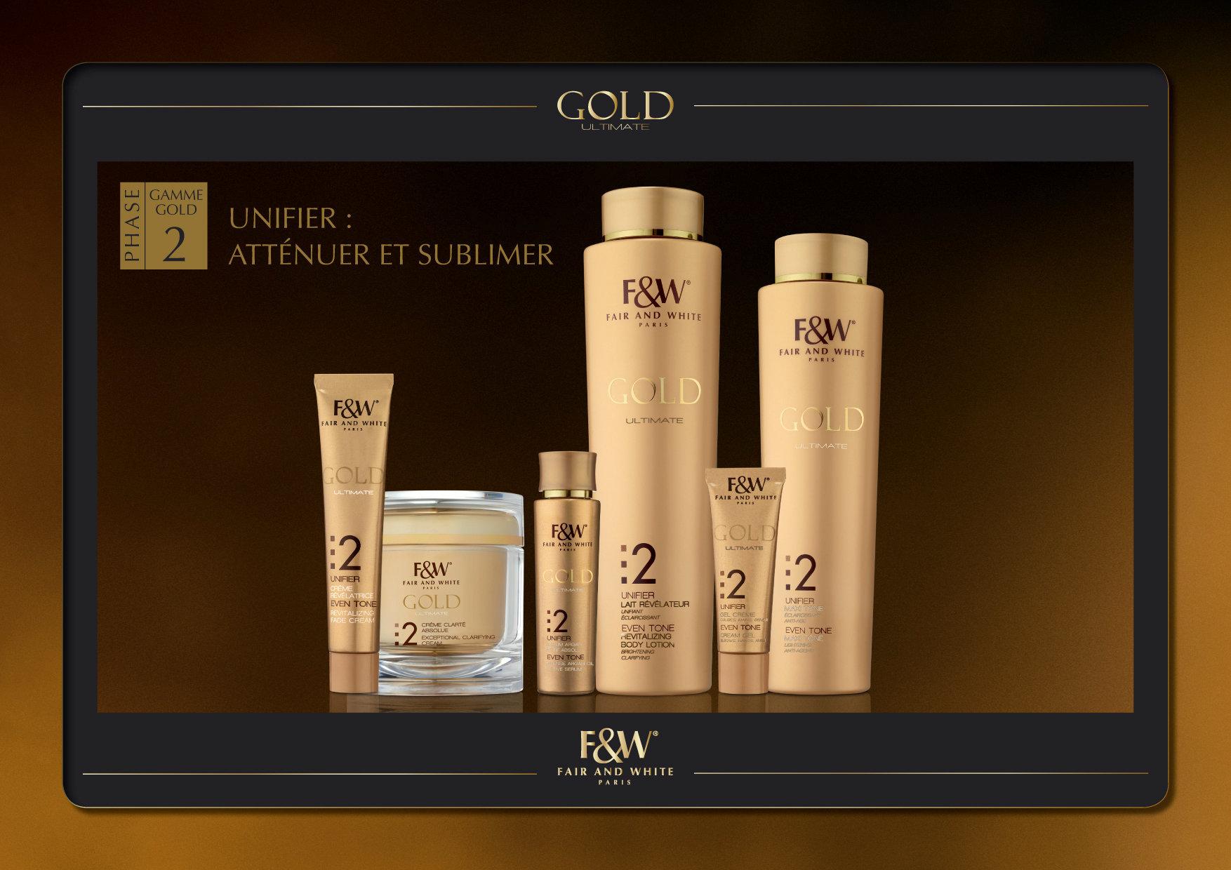 """<font color=""""#aaa7a6"""">Gold : présentation de la gamme (14/20).</font>"""