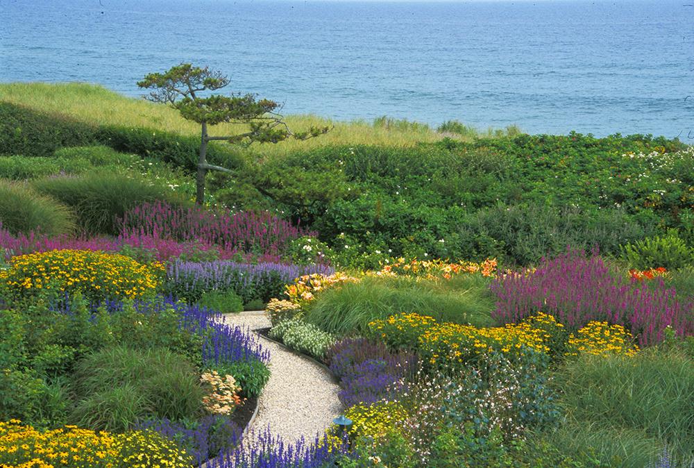 Private Seaside Garden