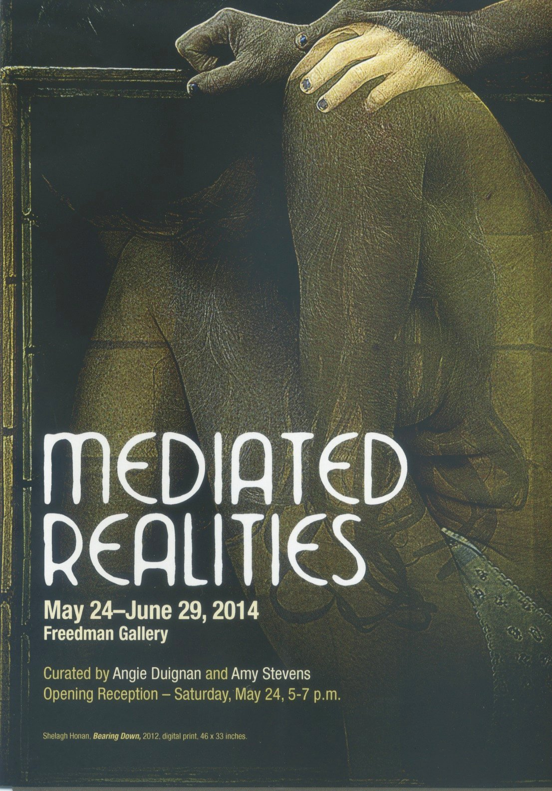 Mediated Realities, Freedman Gallery