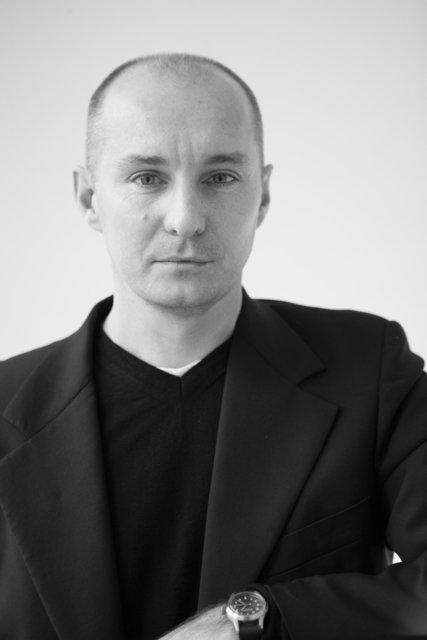 Mark Treharne, Architect