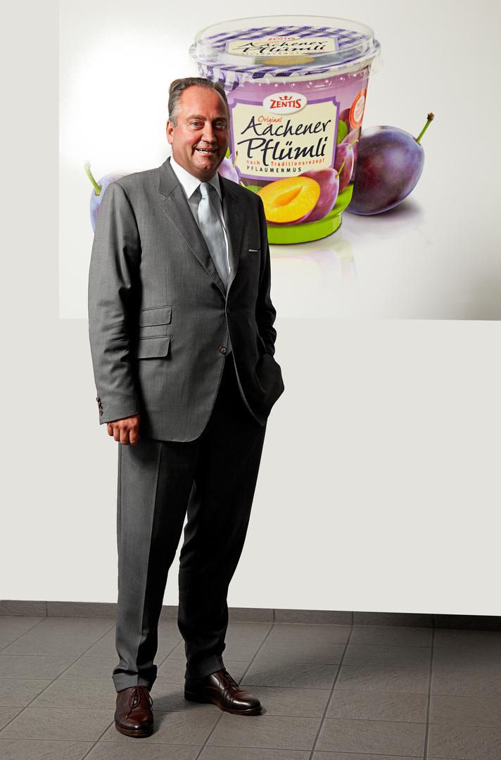 Karl-Heinz Johnen, Zentis