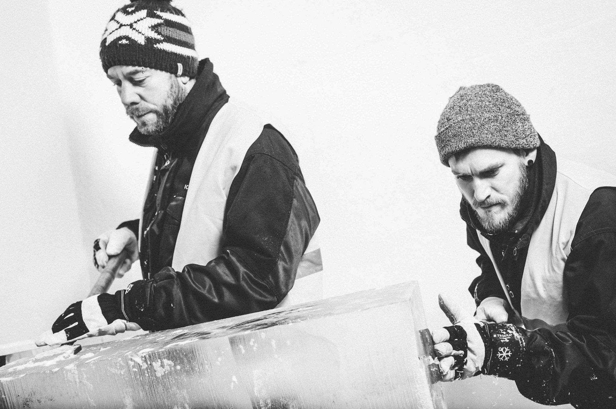 ICEHOTEL© Jukkasjärvi 2015/16 - Suite LOVE CAPSULE