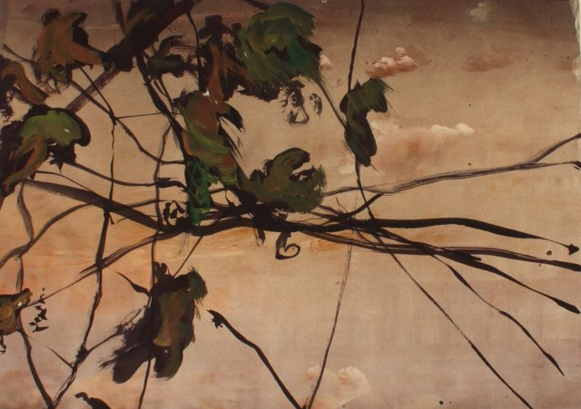 "Wild Grape   18 x 24"""