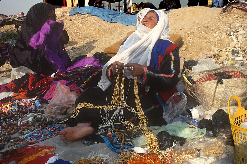 Beersheba vendor, Israel
