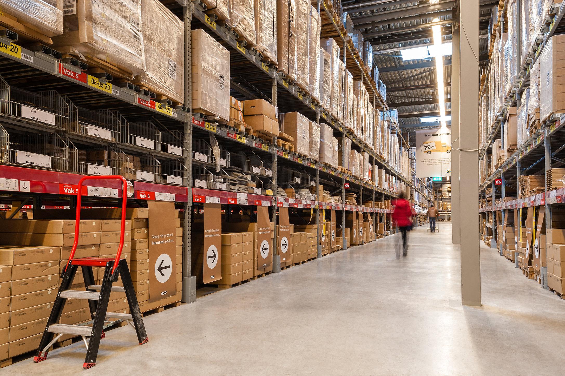 Ikea Duiven i.o.v. Wiha vloertechniek