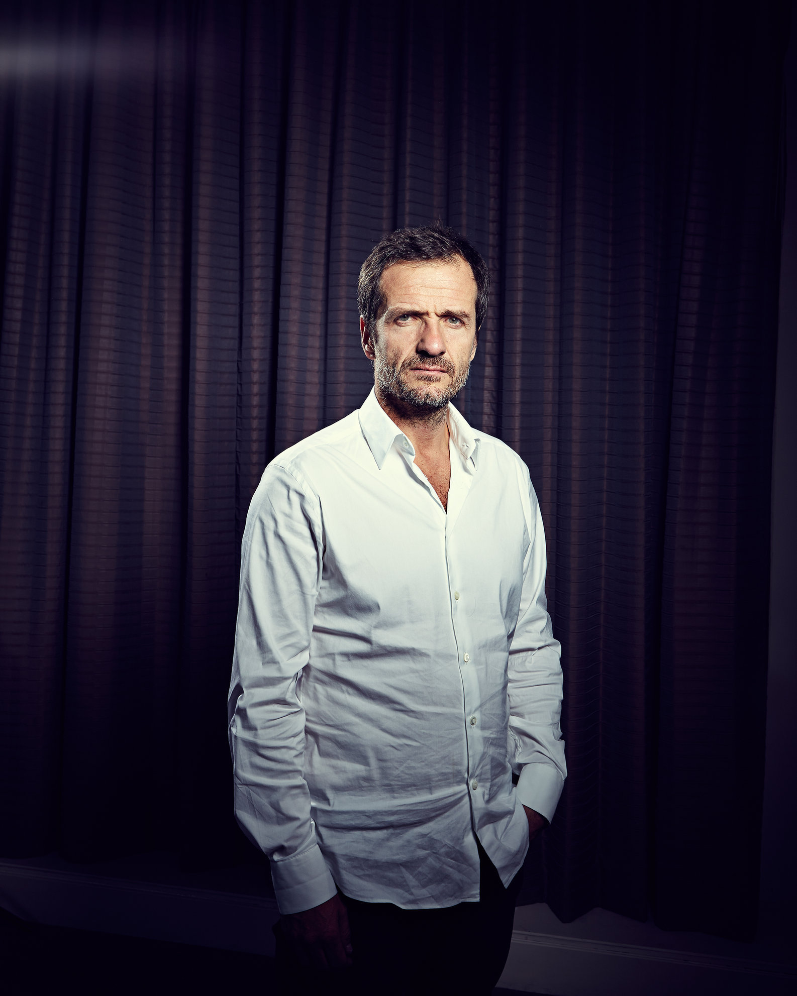 David Heyman, London