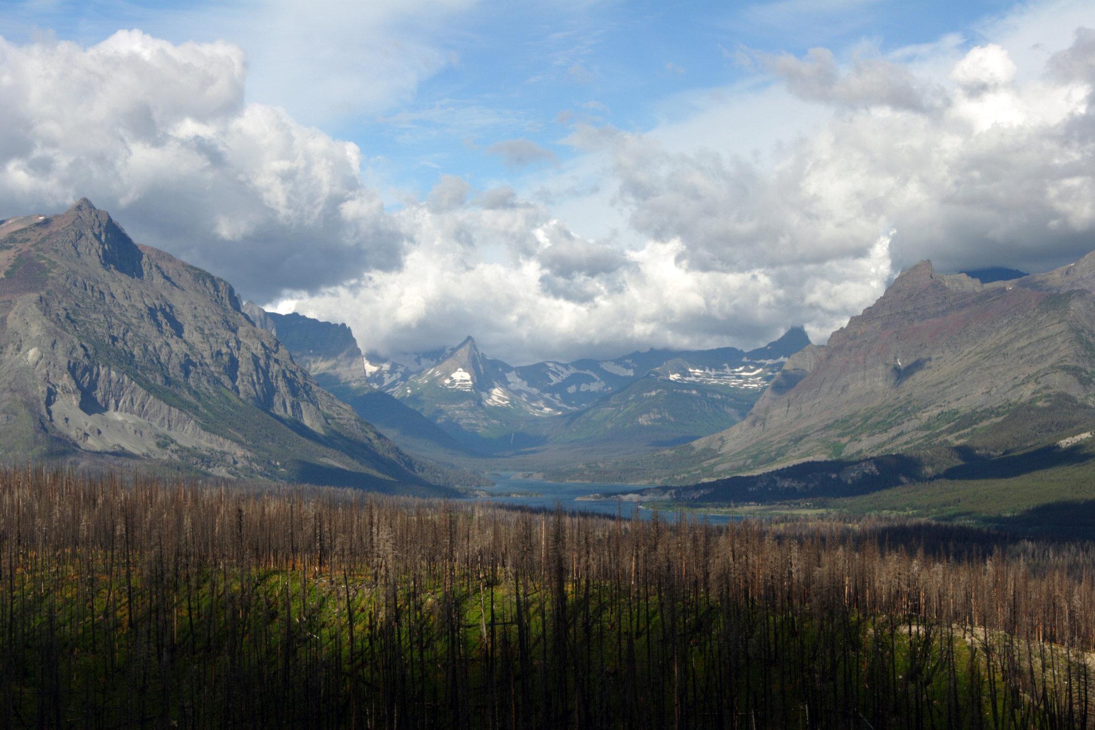 Glacier National Park, Colorado