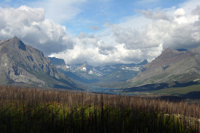 Glacier National Park, Colorado