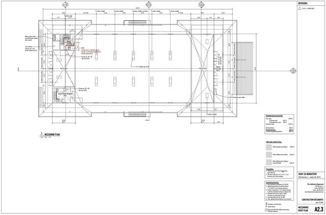 A2.3 Mezzanine Plan.JPG