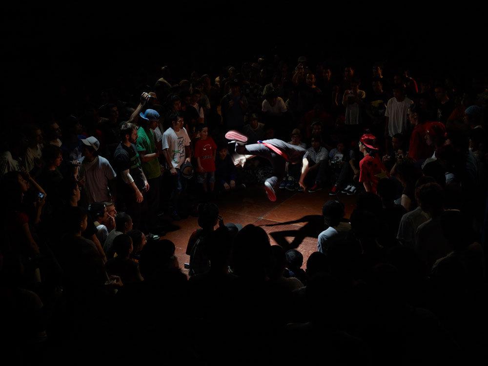 Battle at Alternatives III, Chicago