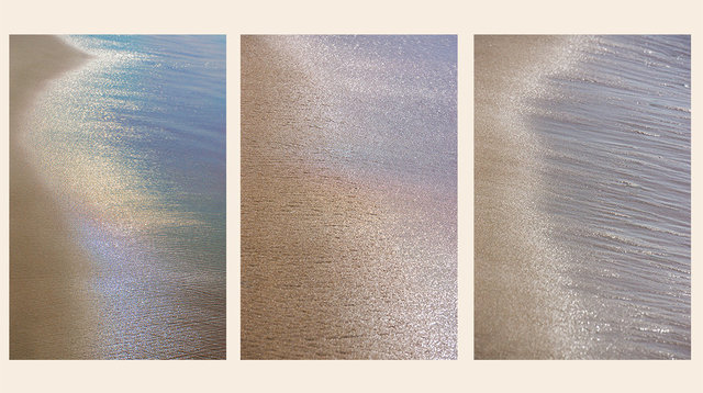 Shimmer 2, Triptych