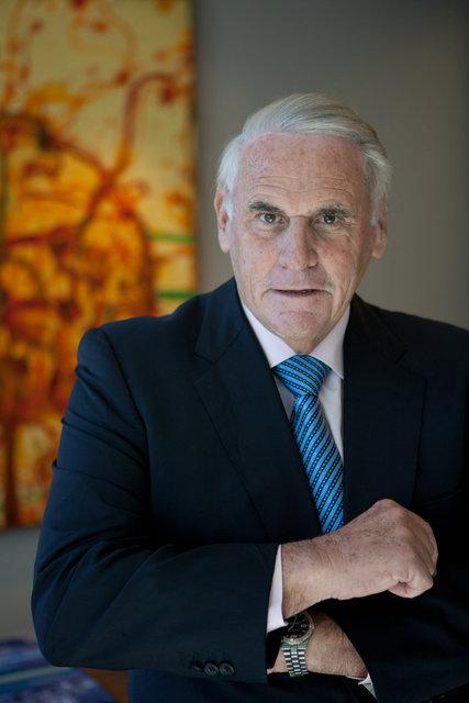Lang Walker, Chairman